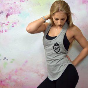 UK 8-10 LC étiqueté Stripe Gym Leggings S gris foncé /& gris anthracite-Taille